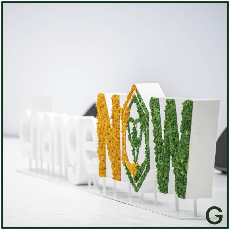 Greenmood at the ChangeNOW summit as an event partner